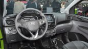 Opel Karl dashboard at 2015 Geneva Motor Show