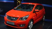 Opel Karl front three quarter view at 2015 Geneva Motor Show