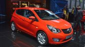 Opel Karl front three quarter(2) view at 2015 Geneva Motor Show