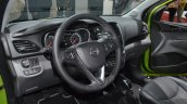 Opel Karl interior at 2015 Geneva Motor Show