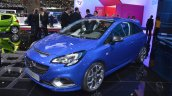 Opel OPC front three quarter view at 2015 Geneva Motor Show
