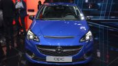 Opel OPC front view at 2015 Geneva Motor Show