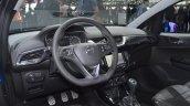 Opel OPC interior at 2015 Geneva Motor Show