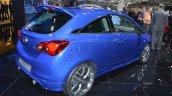 Opel OPC rear three quarter view at 2015 Geneva Motor Show