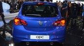 Opel OPC rear view at 2015 Geneva Motor Show