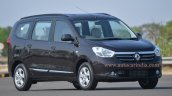 Renault Lodgy India spec front
