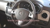 Renault Lodgy India spec steering