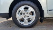 Renault Lodgy RxZ 110 PS India specification alloy wheel