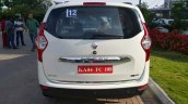 Renault Lodgy RxZ 110 PS India specification rear
