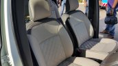 Renault Lodgy front seats India specification