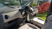 Renault Lodgy interior India specification