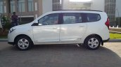 Renault Lodgy side India specification
