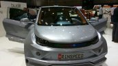 Rinspeed Budii Concept front at the 2015 Geneva Motor Show