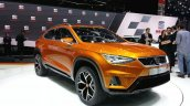 Seat 20V20 Suv Concept front three quarter(2) view at 2015 Geneva Motor Show