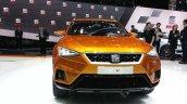 Seat 20V20 Suv Concept front view at 2015 Geneva Motor Show