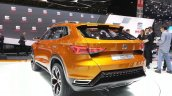 Seat 20V20 Suv Concept rear three quarter view at 2015 Geneva Motor Show