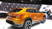Seat 20V20 Suv Concept rear three quarter(2) view at 2015 Geneva Motor Show