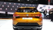 Seat 20V20 Suv Concept rear view at 2015 Geneva Motor Show