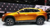 Seat 20V20 Suv Concept side view at 2015 Geneva Motor Show