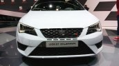 Seat Leon ST Cupra front view at 2015 Geneva Motor Show