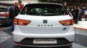 Seat Leon ST Cupra rear view at 2015 Geneva Motor Show