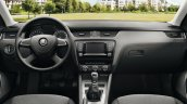 Skoda Octavia Zeal Edition dashboard