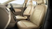 Skoda Rapid Zeal Edition seat cover