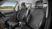 Skoda Yeti Zeal Edition seats