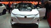 Ssangyong Tivoli EVR Concept front at the 2015 Geneva Motor Show