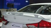 Suzuki Ciaz Aero boot spoiler at the 2015 Bangkok Motor Show