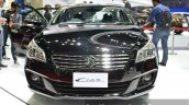 Suzuki Ciaz black front at the 2015 Bangkok Motor Show