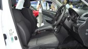 Suzuki Swift RX front seats at the 2015 Bangkok Motor Show