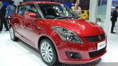 Suzuki Swift RX front three quarter view at the 2015 Bangkok Motor Show
