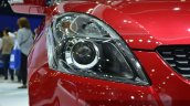 Suzuki Swift RX headlamp at the 2015 Bangkok Motor Show