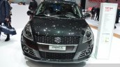 Suzuki Swift Sport front at 2015 Geneva Motor Show