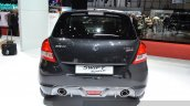 Suzuki Swift Sport rear at 2015 Geneva Motor Show