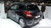Suzuki Swift Sport rear quarter at 2015 Geneva Motor Show