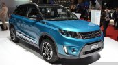 Suzuki Vitara front quarter at the 2015 Geneva Motor Show