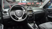 Suzuki Vitara interior at the 2015 Geneva Motor Show