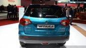 Suzuki Vitara rear at the 2015 Geneva Motor Show