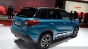Suzuki Vitara rear quarter at the 2015 Geneva Motor Show