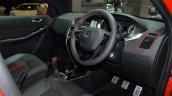 Tata Bolt Sport dashboard at the 2015 Geneva Motor Show