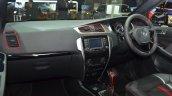 Tata Bolt Sport dashboard passenger side at the 2015 Geneva Motor Show