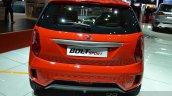 Tata Bolt Sport rear view at the 2015 Geneva Motor Show