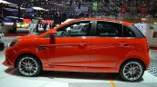 Tata Bolt Sport side view at the 2015 Geneva Motor Show