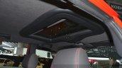 Tata Bolt Sport sunroof at the 2015 Geneva Motor Show