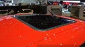 Tata Bolt Sport sunroof exterior at the 2015 Geneva Motor Show