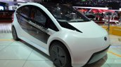 Tata ConnectNext concept front three quarter at the 2015 Geneva Motor Show