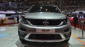 Tata Hexa front fascia at the 2015 Geneva Motor Show