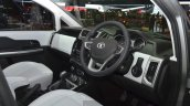 Tata Hexa interior at the 2015 Geneva Motor Show